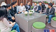 協會成員接受《星島日報》專訪
