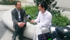 協會接受新華社專訪