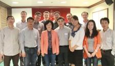 協會受邀參加香港新产业发展座談會