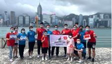 優專協會參與舉辦系列慶祝活動 賀建黨百年暨香港回歸24周年