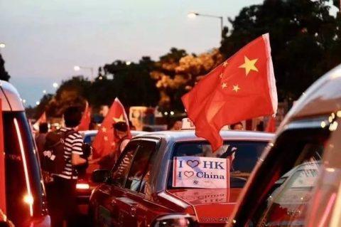 微光凝聚,齊救香港!