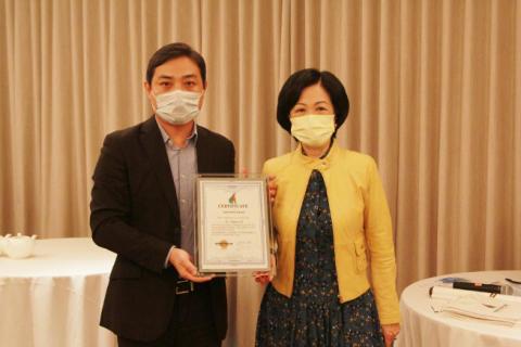 葉劉淑儀女士獲邀擔任協會榮譽贊助人